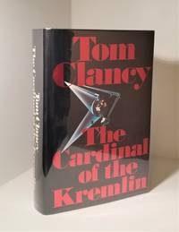The Cardinal of the Kremlin {Signed 1st/1st; Very Fine}