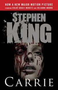 Carrie (Movie Tie-in Edition) by Stephen King - Paperback - 2013-01-03 - from Books Express and Biblio.com