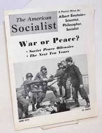 image of The American Socialist Volume 2, Number 6, June 1955
