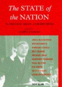 THE STATE OF THE NATION: THE POLITICAL LEGACY OF ANEURIN BEVAN