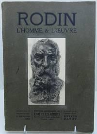 Rodin, sa vie, son oeuvre: ouvrage orne de cent trente illustrations d'un bois de P.-E. Vibert, d'apres le buste en bronze de Rodin par Mlle Camille Claudel et deux hors-texte, dont l'un en coulers sur papier d'Arches, tires a cent exemplaires et representant deux dessins inedits du Maitre