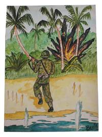Beute. Collection of Artwork Related to Combat in the South Pacific