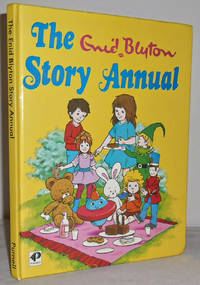 image of The Enid Blyton Story Annual