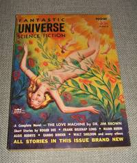 image of Fantastic Universe Science Fiction  for  March 1954