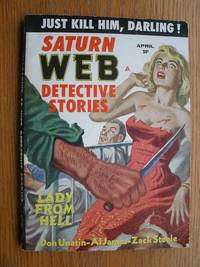 image of Look Death in the Eye ( Saturn Web Detective Stories April 1959 )