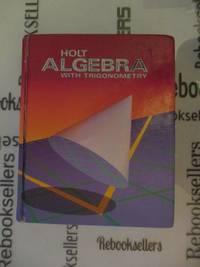 Holt Algebra With Trigonometry