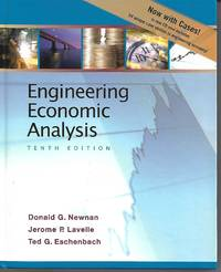image of Engineering Economic Analysis
