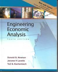 image of Engineering Economic Analysis