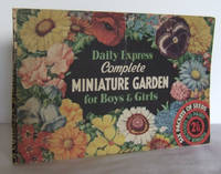 Daily Express Complete Miniature Garden for Boys & Girls