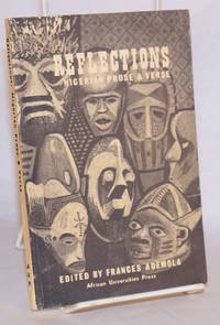 image of Reflections; Nigerian prose and verse