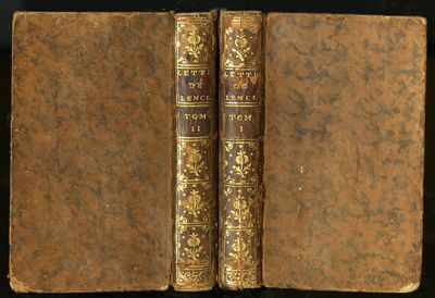 Amsterdam: François Joly, 1757. Early Edition. Hardcover (Full Leather). Very Good Condition. 2 vol...