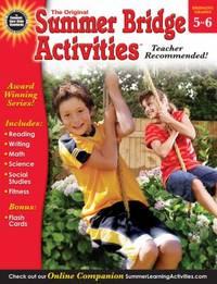Summer Bridge Activities, Grades 5 - 6