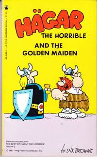 Hagar the Horrible and the Golden Maiden