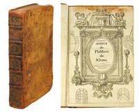 Architecture de Philibert de l'Orme [Title on illustrated added title page:] Oeuures de Philibert de l'Orme.