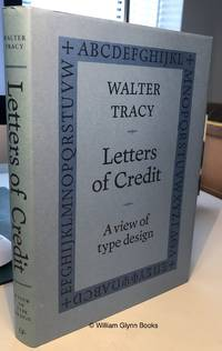 image of Letters of Credit. a View of Type Design