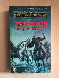DARKWALKER ON MOONSHAE (BOOK 1: MOONSHAE TRILOGY - A FORGOTTEN REALMS FANTASY ADVENTURE) by  Douglas Niles - Paperback - New edition - from Books of Smaug (SKU: 7575)