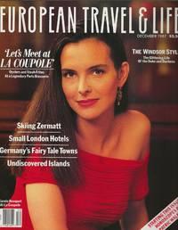 EUROPEAN TRAVEL & LIFE ~ December 1987