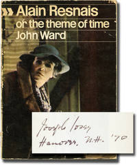 image of Alain Resnais, or the Theme of Time (First Edition, Joseph Losey's copy)
