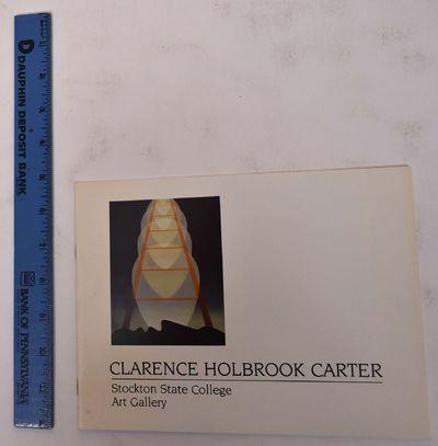 Pomona, New Jersey: Stockton State College Art Gallery, 1989. Softcover. VG- (Ex-gallery lib., small...