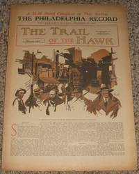 image of The Trail of The Hawk  Fiction Section of The Philadelphia Record for Dec. 22nd 1929