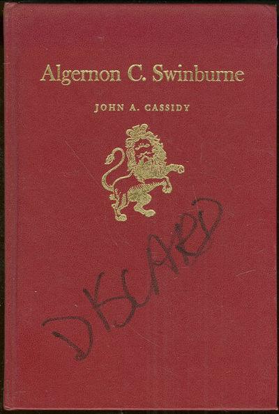 ALGERNON C. SWINBURNE, Cassidy, John
