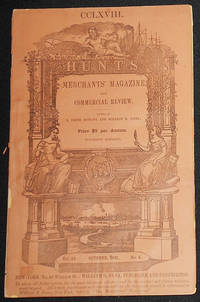image of Hunt's Merchants' Magazine and Commercial Review edited by J. Smith Homans and William B. Dana -- issue 268 -- Oct. 1861 -- vol. 45, no. 4