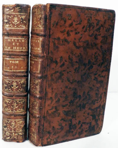 London: Nyon et al., 1759. Nouvelle Edition. leather_bound. Contemporary mottled brown calf. All edg...