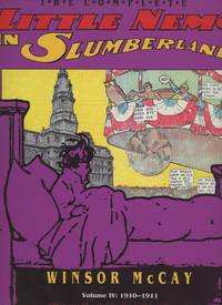 image of The Complete Little Nemo in Slumberland: Volume IV, 1910-1911 (This volume only)