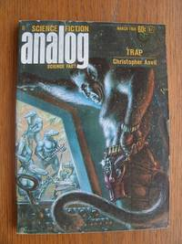 Science Fiction Analog Science Fact March 1969