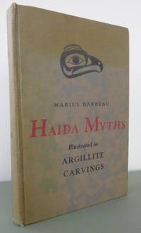 Haida Myths illustrated in Argillite carvings.