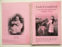 image of Violet's cookbook: entertaining your friends aged nought to ninety