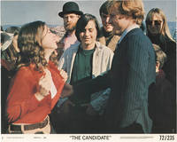 image of The Candidate (Collection of seven original color photographs from the 1972 film)
