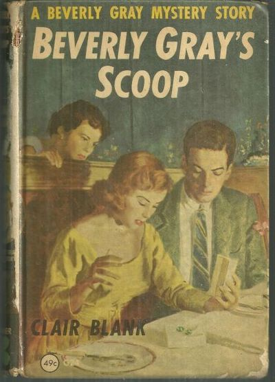 BEVERLY GRAY' S SCOOP, Blank, Clair