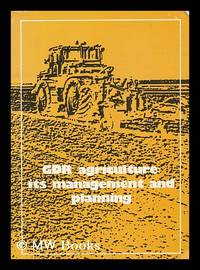 GDR agriculture : its management and planning