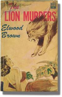 image of The Lion Murders (Signed First Edition)