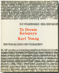 St. Paul: Truck Press, 1977. 12mo. Typographically decorated wrappers. First edition. One of 700 cop...