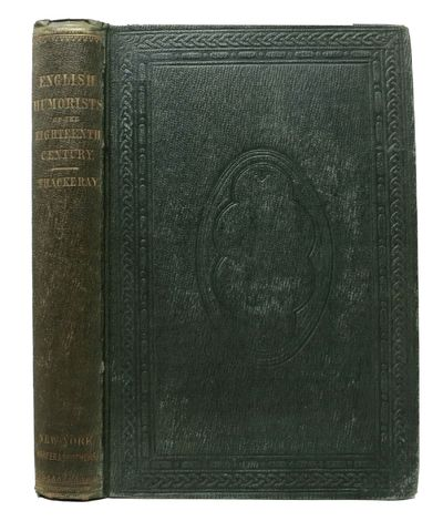 London: Smith Elder & Co, 1858. 1st edition thus (NCBEL III, 858). Original pubisher's cloth binding...