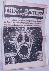image of The East Village Other: vol. 4, #22, Apr. 30, 1969: R. Hayes comic cover