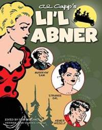 image of Li'l Abner: The Complete Dailies and Color Sundays, Vol. 2: 1937-1938