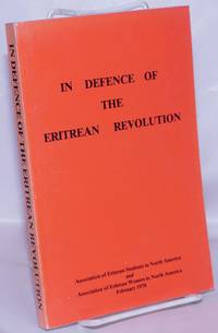 image of In defence of the Eritrean revolution: Against Ethiopian social chauvinists
