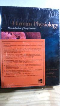 image of Vander's Human Physiology: The Mechanisms of Body Function 10th Edition