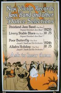 New Victor Records Jass Band and other Dance Selections.