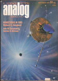 Analog Science Fiction / Science Fact, September 1975 (Volume 95, Number 9)