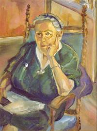 The Artist's Mother In A Green Dress