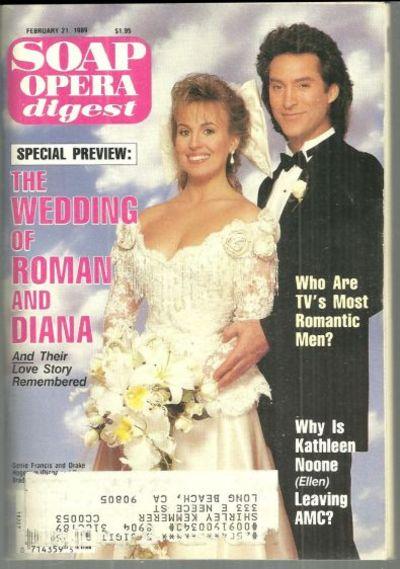SOAP OPERA DIGEST FEBRUARY 21, 1989, Soap Opera Digest