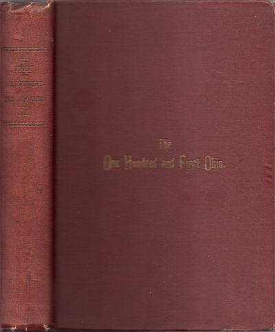 Cleveland: The W. M. Bayne Printing Company, 1894. First Edition. Hardcover. Good. Octavo. , xvi, 17...