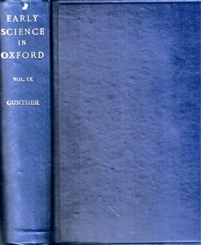 Oxford: Oxford University Press, 1932. Hardcover. Very Good. Small ink name on front pastedown, spot...