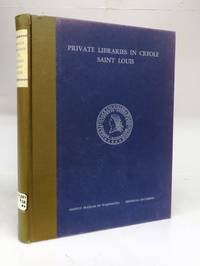 Private Libraries in Creole Saint Louis