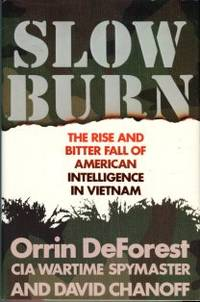 image of Slow Burn: The Rise And Bitter Fall Of American Intelligence In Vietnam