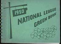 1950 National League Green Book